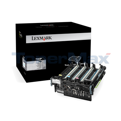 LEXMARK CX510 PHOTOCONDUCTOR UNIT CMYK